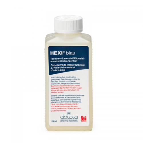 HEXI blau - Spezial-Waschmittelkonzentrat