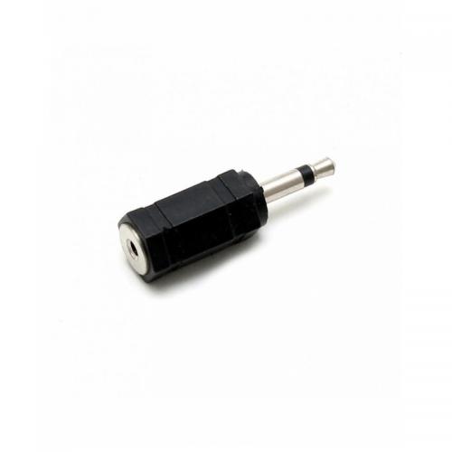 Adapter 2.5 mm Buchse > 3.5 mm Stecker