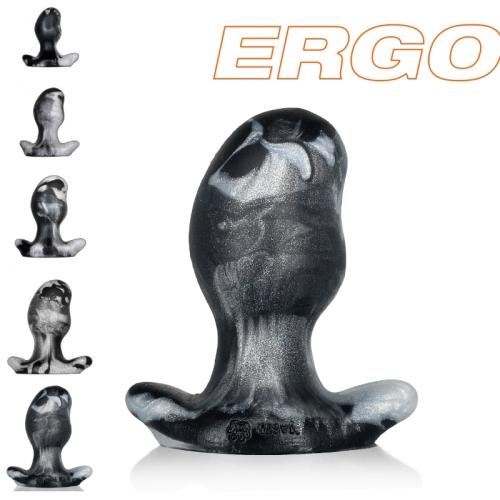 Oxballs ERGO Platinum Swirl