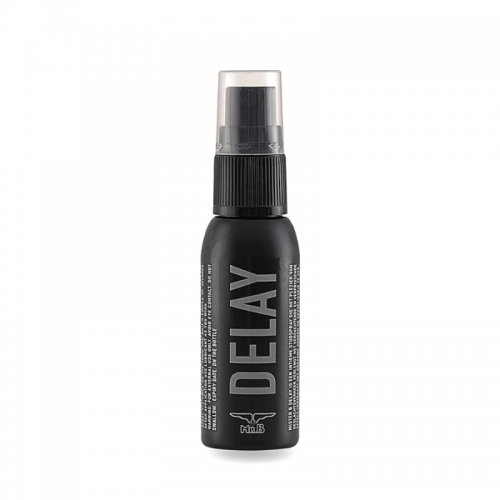 Mister B DELAY - Climax Delay Spray
