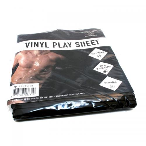 Vinyl Play Sheet 227x158
