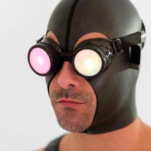 665 Mind Fuck Blindfold Goggles