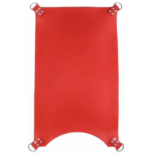 MR SLING Leather Ergo Sling Red