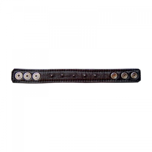 Mister B Leather Cock Strap Dull Pins