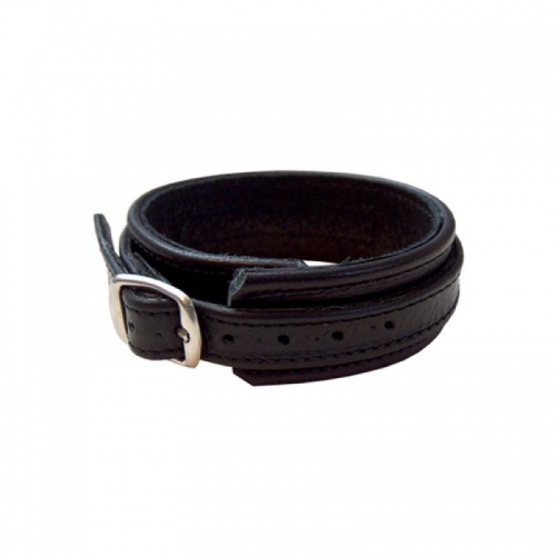 Mister B Leather Cock Strap with Buckle